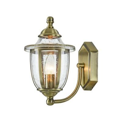 Бра Maytoni H356-WL-01-BZ ZeilМорской стиль<br><br><br>Тип лампы: Накаливания / энергосбережения / светодиодная<br>Тип цоколя: E14<br>Цвет арматуры: бронзовый<br>Количество ламп: 1<br>Ширина, мм: 151<br>Глубина, мм: 218,5<br>Высота, мм: 268<br>MAX мощность ламп, Вт: 60