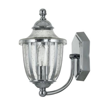 Бра Maytoni H356-WL-01-CH Zeilбра в морском стиле<br><br><br>Тип лампы: Накаливания / энергосбережения / светодиодная<br>Тип цоколя: E14<br>Цвет арматуры: Хром серебристый<br>Количество ламп: 1<br>Ширина, мм: 151<br>Глубина, мм: 218,5<br>Высота, мм: 268<br>MAX мощность ламп, Вт: 60