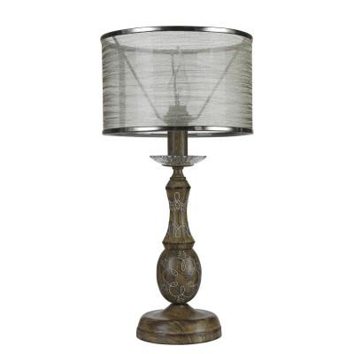 Настольная лампа Maytoni H357-TL-01-BG CableКлассические<br><br><br>Тип цоколя: E14<br>Цвет арматуры: Бежевый ( дерево )<br>Количество ламп: 1<br>Глубина, мм: 220<br>Оттенок (цвет): Бежевый ( дерево )<br>MAX мощность ламп, Вт: 40