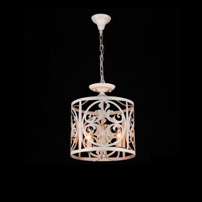 Люстра Maytoni H899-03-W H899Подвесные<br><br><br>Установка на натяжной потолок: Да<br>S освещ. до, м2: 12<br>Крепление: Крюк<br>Тип товара: Подвесной светильник<br>Тип лампы: накаливания / энергосбережения / LED-светодиодная<br>Тип цоколя: E14<br>Количество ламп: 3<br>MAX мощность ламп, Вт: 60<br>Диаметр, мм мм: 430<br>Длина цепи/провода, мм: 400<br>Высота, мм: 500 - 1500<br>Цвет арматуры: золотой