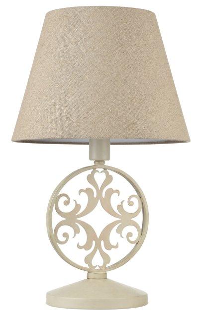 Настольная лампа Maytoni H899-22-W RustikaСовременные<br>Настольная лампа – это не просто источник дополнительного освещения, но и оригинальный элемент декора. Его можно установить в спальне, гостиной, кабинете и других комнатах. Интернет-магазин «Светодом» предлагает настольные лампы разных стилей по доступным ценам. Благодаря большому ассортименту Вы обязательно найдете в нашем каталоге именно ту модель, которую искали.   Настольная лампа Maytoni H899-22-W – прекрасный вариант для завершения интерьера. Ее можно включить одновременно с люстрой для более яркого освещения или без нее для создания уютной атмосферы, настраивающей на отдых.   Купить настольную лампу Maytoni H899-22-W Вы можете с помощью виртуальной «Корзины» или по контактным номерам, указанным на сайте.<br><br>Тип цоколя: E27<br>Количество ламп: 1<br>MAX мощность ламп, Вт: 40<br>Диаметр, мм мм: 350<br>Высота, мм: 580