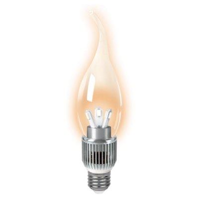 Лампа Gauss LED BXS35 Candle Tailed Crystal clear 5W E27 2700K НА104202105-DВ виде свечи<br>В интернет-магазине «Светодом» можно купить не только люстры и светильники, но и лампочки. В нашем каталоге представлены светодиодные, галогенные, энергосберегающие модели и лампы накаливания. В ассортименте имеются изделия разной мощности, поэтому у нас Вы сможете приобрести все необходимое для освещения.   Лампа Gauss HA104202105-D обеспечит отличное качество освещения. При покупке ознакомьтесь с параметрами в разделе «Характеристики», чтобы не ошибиться в выборе. Там же указано, для каких осветительных приборов Вы можете использовать лампу Gauss HA104202105-DGauss HA104202105-D.   Для оформления покупки воспользуйтесь «Корзиной». При наличии вопросов Вы можете позвонить нашим менеджерам по одному из контактных номеров. Мы доставляем заказы в Москву, Екатеринбург и другие города России.<br><br>Тип лампы: LED - светодиодная<br>Тип цоколя: E27<br>MAX мощность ламп, Вт: 5