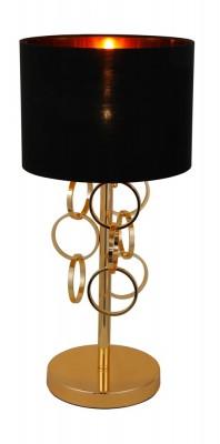 Настольная лампа Crystal lux HILTON TL1 GOLD 1980/501Современные настольные лампы модерн<br>Настольная лампа – это не просто источник дополнительного освещения, но и оригинальный элемент декора. Его можно установить в спальне, гостиной, кабинете и других комнатах. Интернет-магазин «Светодом» предлагает настольные лампы разных стилей по доступным ценам. Благодаря большому ассортименту Вы обязательно найдете в нашем каталоге именно ту модель, которую искали.   Настольная лампа Crystal lux HILTON TL1 GOLD  – прекрасный вариант для завершения интерьера. Ее можно включить одновременно с люстрой для более яркого освещения или без нее для создания уютной атмосферы, настраивающей на отдых.   Купить настольную лампу Crystal lux HILTON TL1 GOLD  Вы можете с помощью виртуальной «Корзины» или по контактным номерам, указанным на сайте.<br><br>Тип цоколя: E27<br>Цвет арматуры: Золотой<br>Количество ламп: 1<br>Диаметр, мм мм: 250<br>Высота, мм: 500<br>MAX мощность ламп, Вт: 60