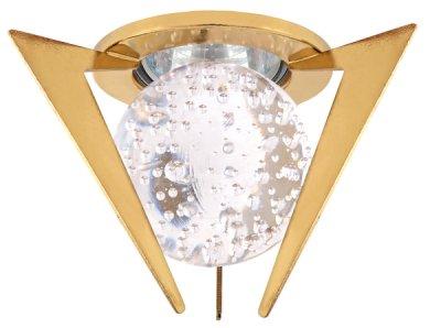 Светильник галогенный HL-S360 MR16 шар в пирамиде, золото,белыйКруглые<br>Встраиваемые светильники – популярное осветительное оборудование, которое можно использовать в качестве основного источника или в дополнение к люстре. Они позволяют создать нужную атмосферу атмосферу и привнести в интерьер уют и комфорт.   Интернет-магазин «Светодом» предлагает стильный встраиваемый светильник Degran HL-S360 MR16 шар в пирамиде, золото,белый. Данная модель достаточно универсальна, поэтому подойдет практически под любой интерьер. Перед покупкой не забудьте ознакомиться с техническими параметрами, чтобы узнать тип цоколя, площадь освещения и другие важные характеристики.   Приобрести встраиваемый светильник Degran HL-S360 MR16 шар в пирамиде, золото,белый в нашем онлайн-магазине Вы можете либо с помощью «Корзины», либо по контактным номерам. Мы развозим заказы по Москве, Екатеринбургу и остальным российским городам.<br><br>S освещ. до, м2: 3<br>Тип лампы: галогенная<br>Тип цоколя: GU5.3 (MR16)<br>Количество ламп: 1<br>MAX мощность ламп, Вт: 50<br>Диаметр, мм мм: 80<br>Диаметр врезного отверстия, мм: 60<br>Цвет арматуры: Золотой