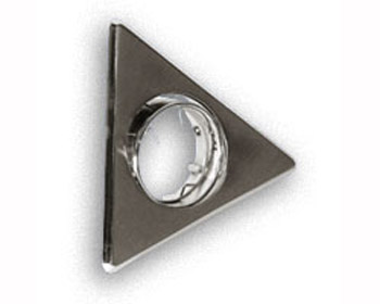 Светильник галогенный HL-S75 MR11 треугольник, повор. в центре, хромДекоративные<br>Встраиваемые светильники – популярное осветительное оборудование, которое можно использовать в качестве основного источника или в дополнение к люстре. Они позволяют создать нужную атмосферу атмосферу и привнести в интерьер уют и комфорт.   Интернет-магазин «Светодом» предлагает стильный встраиваемый светильник Degran HL-S75 MR11 треугольник, повор. в центре, хром. Данная модель достаточно универсальна, поэтому подойдет практически под любой интерьер. Перед покупкой не забудьте ознакомиться с техническими параметрами, чтобы узнать тип цоколя, площадь освещения и другие важные характеристики.   Приобрести встраиваемый светильник Degran HL-S75 MR11 треугольник, повор. в центре, хром в нашем онлайн-магазине Вы можете либо с помощью «Корзины», либо по контактным номерам. Мы развозим заказы по Москве, Екатеринбургу и остальным российским городам.<br><br>S освещ. до, м2: 2<br>Тип лампы: галогенная<br>Тип цоколя: GU5.3 (MR16)<br>Количество ламп: 1<br>MAX мощность ламп, Вт: 35<br>Диаметр, мм мм: 90<br>Диаметр врезного отверстия, мм: 57<br>Цвет арматуры: серебристый