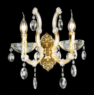 Светильник настенный бра Crystal lux HOLLYWOOD AP2 GOLD 2011/402Хрустальные<br><br><br>Тип цоколя: E14<br>Цвет арматуры: Золотой/Прозрачный<br>Количество ламп: 2<br>Ширина, мм: 220<br>Длина, мм: 350<br>Высота, мм: 380<br>MAX мощность ламп, Вт: 40