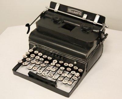 CJ110452 Сувенир Печатная машинка, 25*26*16см, металлПодарки и сувениры<br><br>