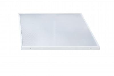 Потолочный светодиодный светильник ABERLICHT-ACЕ 20/120 PR NW 595x595 технический светLED светодиодные<br>ABERLICHT-ACЕ 20/120 PR NW, светильник в классической схеме. Создан для подвесных потолков типа армстронг, также может быть использован в качестве накладного варианта.<br><br>220 В/28Вт/2800Лм/120°/5000К/IP40<br>габаритные размеры светильника 595*595*30, 48 светодиодов, 3 планки<br><br>Цветовая t, К: Нейтральный<br>Тип лампы: Светодиодная<br>Ширина, мм: 595мм<br>MAX мощность ламп, Вт: 28<br>Длина, мм: 595мм<br>Высота, мм: 30мм<br>Цвет арматуры: Белый