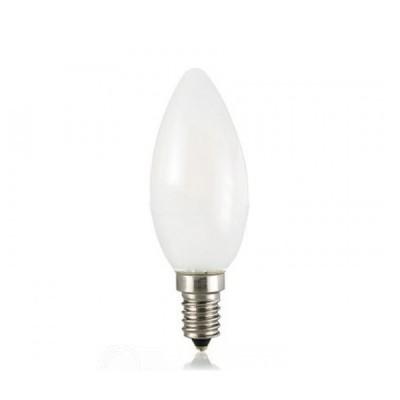 Лампочка Ideal lux LED CLASSIC E14 4W OLIVA BIANCOОжидается<br><br><br>Цветовая t, К: 3000<br>Тип цоколя: E14<br>MAX мощность ламп, Вт: 4