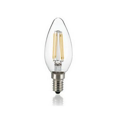 Лампочка Ideal lux LED CLASSIC E14 4W OLIVA TRASPARENTE 3000KОжидается<br><br><br>Цветовая t, К: 3000<br>Тип цоколя: E14<br>MAX мощность ламп, Вт: 4
