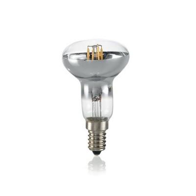 Лампочка Ideal lux LED CLASSIC E14 4W SPOT CROMOОжидается<br><br><br>Цветовая t, К: 3000<br>Тип цоколя: E14<br>MAX мощность ламп, Вт: 4