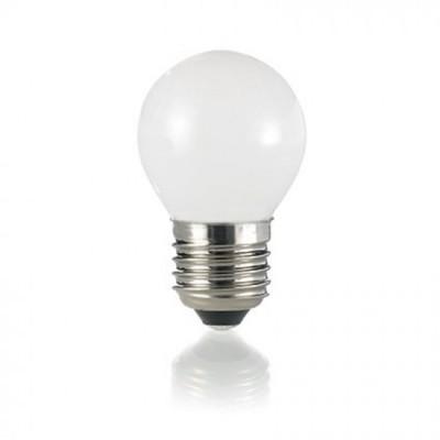 Лампочка Ideal lux LED CLASSIC E27 4W SFERA BIANCOОжидается<br><br><br>Цветовая t, К: 3000<br>Тип цоколя: E27<br>MAX мощность ламп, Вт: 4
