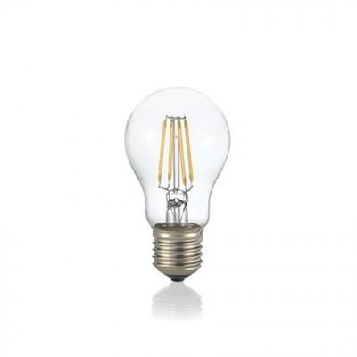 Лампочка Ideal lux LED CLASSIC E27 8W GOCCIA TRASPARENTE 3000KОжидается<br><br><br>Цветовая t, К: 3000<br>Тип цоколя: E27<br>MAX мощность ламп, Вт: 8