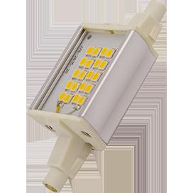 Лампа светодиодная R7s 78mm 2700K Ecola J7PW60ELC 6WЛинейные R7s<br>В интернет-магазине «Светодом» можно купить не только люстры и светильники, но и лампочки. В нашем каталоге представлены светодиодные, галогенные, энергосберегающие модели и лампы накаливания. В ассортименте имеются изделия разной мощности, поэтому у нас Вы сможете приобрести все необходимое для освещения. <br> Лампа Ecola J7PW60ELC обеспечит отличное качество освещения. При покупке ознакомьтесь с параметрами в разделе «Характеристики», чтобы не ошибиться в выборе. Там же указано, для каких осветительных приборов Вы можете использовать лампу Ecola J7PW60ELCEcola J7PW60ELC. <br> Для оформления покупки воспользуйтесь «Корзиной». При наличии вопросов Вы можете позвонить нашим менеджерам по одному из контактных номеров. Мы доставляем заказы в Москву, Екатеринбург и другие города России.<br><br>Цветовая t, К: WW - теплый белый 2700-3000 К<br>Тип цоколя: R7s<br>MAX мощность ламп, Вт: 6<br>Диаметр, мм мм: 20<br>Длина, мм: 78
