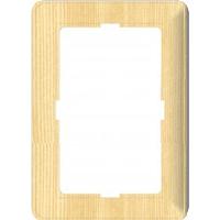 Рамка 2-ая Wessen 59 с/у для розетки РС16-254 сосна (KD-RS254-78)Сосна<br><br><br>Оттенок (цвет): под дерево