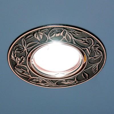 711 SC (медь) Электростандарт Точечный светильникТочечные светильники круглые<br>Лампа: MR16 G5.3 max 50 Вт Диаметр: ? 100 мм Высота внутренней части: ? 22 мм Высота внешней части: ? 5 мм Монтажное отверстие: ? 73 мм Гарантия: 2 года Светильник имеет поворотный механизм.<br><br>S освещ. до, м2: 3<br>Тип лампы: галогенная<br>Тип цоколя: gu5.3<br>Цвет арматуры: медный<br>Количество ламп: 1<br>Диаметр, мм мм: 100<br>Диаметр врезного отверстия, мм: 75<br>Оттенок (цвет): медный<br>MAX мощность ламп, Вт: 50