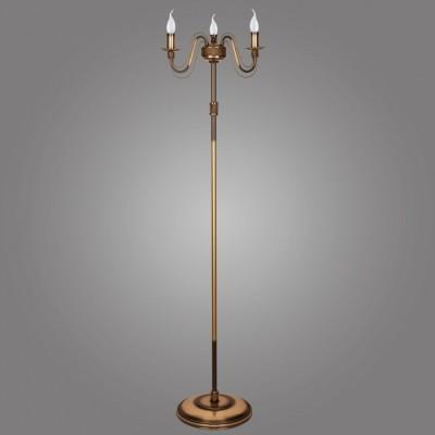 Kemar PRETO P/LSA напольный светильникКлассические торшеры<br>Торшер – это не просто функциональный предмет интерьера, позволяющий обеспечить дополнительное освещение, но и оригинальный декоративный элемент. Интернет-магазин «Светодом» предлагает стильные модели от известных производителей по доступным ценам. У нас Вы найдете и классические напольные светильники, и современные варианты.   Торшер P/LSA Kemar сразу же привлекает внимание благодаря своему необычному дизайну. Модель выполнена из качественных материалов, что обеспечит ее надежную и долговечную работу. Такой напольный светильник можно использовать для интерьера не только гостиной, но и спальни или кабинета.   Купить торшер P/LSA Kemar по выгодной стоимости Вы можете с помощью нашего сайта. У нас склады в Москве, Екатеринбурге, Санкт-Петербурге, Новосибирске и другим городам России.<br><br>Крепление: Напольное<br>Тип цоколя: E14<br>Количество ламп: 3<br>Диаметр, мм мм: 380<br>Высота, мм: 1700<br>MAX мощность ламп, Вт: 60