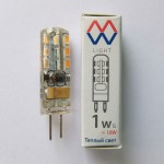 лампа Mw light LBMW0401 SMD