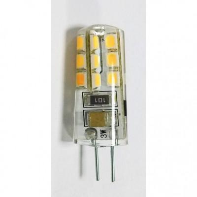 Лампочка Mw-light LBMW0405Светодиодные лампы G4<br><br><br>Цветовая t, К: WW - теплый белый 2700-3000 К (2700)<br>Тип лампы: LED<br>Тип цоколя: G4<br>MAX мощность ламп, Вт: 3