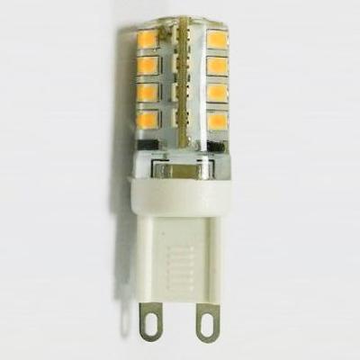 Mw light Лампа LBMW0902 Светодиодная лампаКапсульные G9 220v<br><br><br>Цветовая t, К: WW - теплый белый 2700-3000 К<br>Тип лампы: LED<br>Тип цоколя: G9<br>MAX мощность ламп, Вт: 3