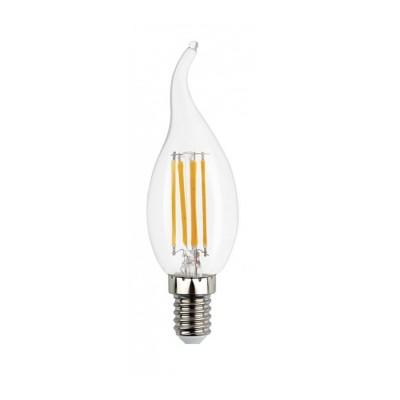 LBMW14CA02 Mw light ЛампочкаВ виде свечи<br><br><br>Цветовая t, К: WW - теплый белый 2700-3000 К (2700)<br>Тип лампы: LED<br>Тип цоколя: E14<br>MAX мощность ламп, Вт: 4