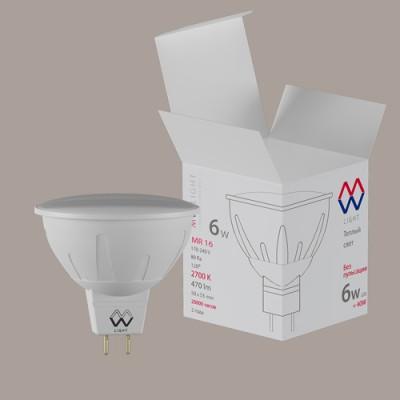 Лампа Mw-light LBMW5.3GU01Зеркальные MR16 - 5.3<br><br>