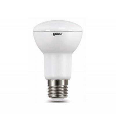 Лампа Gauss LED Reflector R63 E27 9W 2700K/40Зеркальные E27, E14<br>В интернет-магазине «Светодом» можно купить не только люстры и светильники, но и лампочки. В нашем каталоге представлены светодиодные, галогенные, энергосберегающие модели и лампы накаливания. В ассортименте имеются изделия разной мощности, поэтому у нас Вы сможете приобрести все необходимое для освещения.   Лампа Gauss LD106002109 LED R63 E27 9W 2700K 1/10/40 обеспечит отличное качество освещения. При покупке ознакомьтесь с параметрами в разделе «Характеристики», чтобы не ошибиться в выборе. Там же указано, для каких осветительных приборов Вы можете использовать лампу Gauss LD106002109 LED R63 E27 9W 2700K 1/10/40Gauss LD106002109 LED R63 E27 9W 2700K 1/10/40.   Для оформления покупки воспользуйтесь «Корзиной». При наличии вопросов Вы можете позвонить нашим менеджерам по одному из контактных номеров. Мы доставляем заказы в Москву, Екатеринбург и другие города России.<br><br>Цветовая t, К: WW - теплый белый 2700-3000 К<br>Тип лампы: LED - светодиодная<br>Тип цоколя: E27<br>MAX мощность ламп, Вт: 9<br>Диаметр, мм мм: 63<br>Высота, мм: 118