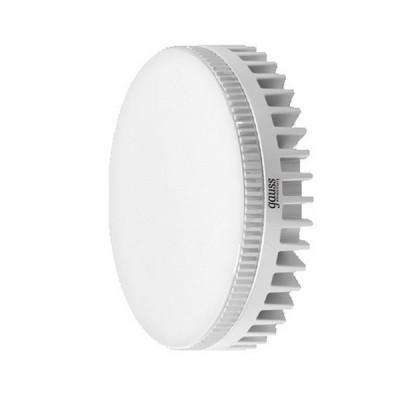 Лампа Gauss LED Elementary GX53 6W 2700KС цоколем GX53<br>В интернет-магазине «Светодом» можно купить не только люстры и светильники, но и лампочки. В нашем каталоге представлены светодиодные, галогенные, энергосберегающие модели и лампы накаливания. В ассортименте имеются изделия разной мощности, поэтому у нас Вы сможете приобрести все необходимое для освещения.   Лампа Gauss LD83816 LED Elementary GX53 6W 2700K обеспечит отличное качество освещения. При покупке ознакомьтесь с параметрами в разделе «Характеристики», чтобы не ошибиться в выборе. Там же указано, для каких осветительных приборов Вы можете использовать лампу Gauss LD83816 LED Elementary GX53 6W 2700KGauss LD83816 LED Elementary GX53 6W 2700K.   Для оформления покупки воспользуйтесь «Корзиной». При наличии вопросов Вы можете позвонить нашим менеджерам по одному из контактных номеров. Мы доставляем заказы в Москву, Екатеринбург и другие города России.<br><br>Цветовая t, К: WW - теплый белый 2700-3000 К<br>Тип лампы: LED - светодиодная<br>Тип цоколя: GX53<br>MAX мощность ламп, Вт: 6<br>Диаметр, мм мм: 75<br>Высота, мм: 27