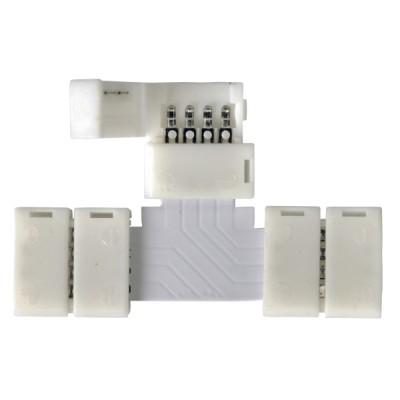 Аксессуар Электростандарт LED 3T коннектор для RGB ленты T (5pkt).