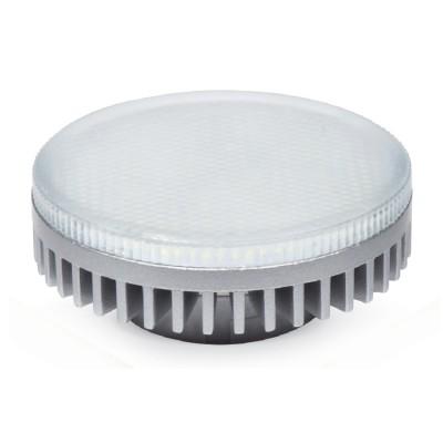 Лампа светодиодная LED-GX53-standard 6Вт 230В 3000К 540Лм ASDС цоколем GX53<br>В интернет-магазине «Светодом» можно купить не только люстры и светильники, но и лампочки. В нашем каталоге представлены светодиодные, галогенные, энергосберегающие модели и лампы накаливания. В ассортименте имеются изделия разной мощности, поэтому у нас Вы сможете приобрести все необходимое для освещения.   Лампа LED-GX53-standard 6Вт 230В 3000К 540Лм ASD обеспечит отличное качество освещения. При покупке ознакомьтесь с параметрами в разделе «Характеристики», чтобы не ошибиться в выборе. Там же указано, для каких осветительных приборов Вы можете использовать лампу LED-GX53-standard 6Вт 230В 3000К 540Лм ASDLED-GX53-standard 6Вт 230В 3000К 540Лм ASD.   Для оформления покупки воспользуйтесь «Корзиной». При наличии вопросов Вы можете позвонить нашим менеджерам по одному из контактных номеров. Мы доставляем заказы в Москву, Екатеринбург и другие города России.<br><br>Цветовая t, К: 3000<br>Тип лампы: LED<br>MAX мощность ламп, Вт: 6