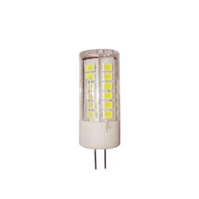 Лампа светодиодная LED-JC-standard 3Вт 12В G4 4000К ASDКапсульные G4 12v<br><br><br>Цветовая t, К: 4000<br>Тип лампы: LED<br>Тип цоколя: G4<br>MAX мощность ламп, Вт: 3<br>Диаметр, мм мм: 14<br>Высота, мм: 40