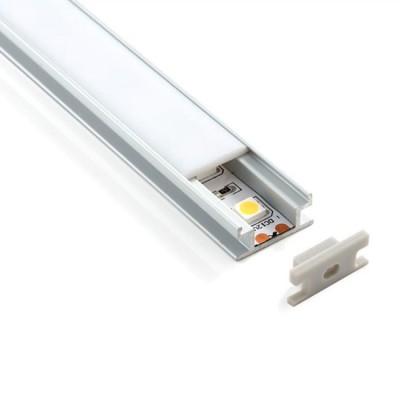 Встраиваемый профиль для светодиодной ленты LL-2-ALP002 ЭлектростандартВстраиваемый профиль для светодиодной ленты<br>Размер профиля: 8 х 19 х 2000 мм Ширина ленты: до 10 мм. Комплектация: профиль – 10 шт. рассеиватель – 10 шт. заглушки торцевые – 20 шт. инструкция – 10 шт.  Профиль предназначен для встраивания светодиодной ленты в напольные покрытия.<br><br>Ширина, мм: 19<br>Длина, мм: 2000<br>Высота, мм: 8