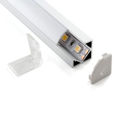 Угловой профиль для светодиодной ленты Электростандарт LL-2-ALP004Угловой профиль для светодиодной ленты<br>Размер профиля: 18 х 18 х 2000 мм Ширина ленты: до 12 мм Профиль предназначен для монтажа светодиодной ленты на любые поверхности.<br><br>Ширина, мм: 18<br>Длина, мм: 2000<br>Высота, мм: 18