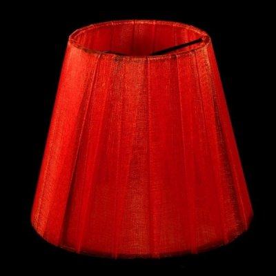 Абажур Maytoni LMP-RED-130 АбажурыАбажуры<br><br><br>Крепление: на лампочку<br>Диаметр, мм мм: 130<br>Высота, мм: 110<br>Цвет арматуры: Красный