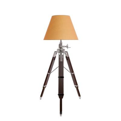 Настольная лампа LOFT 7013Лофт<br><br><br>Тип лампы: Накаливания / энергосбережения / светодиодная<br>Тип цоколя: E27<br>Количество ламп: 1<br>Диаметр, мм мм: 900<br>Высота, мм: 1950 - 2300<br>MAX мощность ламп, Вт: 40