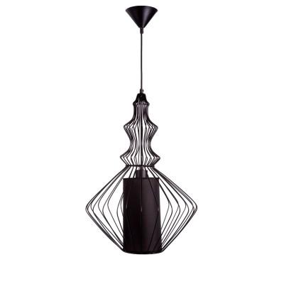 Настенный светильник LOFT 8906/Aодиночные подвесные светильники<br><br><br>S освещ. до, м2: 3<br>Тип лампы: Накаливания / энергосбережения / светодиодная<br>Тип цоколя: E27<br>Количество ламп: 1<br>Диаметр, мм мм: 460<br>Высота, мм: 540 - 1000<br>MAX мощность ламп, Вт: 60