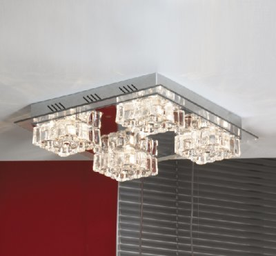 Люстра Lussole LSA-0707-16 CHIRIGNAGOПотолочные<br>Оригинальная люстра LUSSOLE LSA-0707-16 CHIRIGNAGO  выполнена в современном дизайне – шестнадцать лампочек размещены в четыре секции, которые в сочетании с креплением образуют форму идеального квадрата. Она идеально подойдет для установки в большом помещении, так как лампочки освещают пространство на расстоянии до двадцати двух квадратных метров!<br><br>Установка на натяжной потолок: Ограничено<br>S освещ. до, м2: 22<br>Крепление: Планка<br>Тип лампы: галогенная / LED-светодиодная<br>Тип цоколя: G4<br>Цвет арматуры: серебристый<br>Количество ламп: 16<br>Ширина, мм: 420<br>Длина, мм: 420<br>Высота, мм: 100<br>Оттенок (цвет): прозрачный серебристый+кристальный<br>MAX мощность ламп, Вт: 20