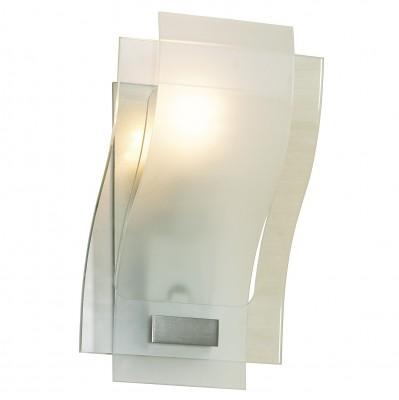 Светильник настенный бра Lussole LSA-0861-01 TARCHIБра хай тек стиля<br>Настенно-потолочные светильники подходят как для установки на стены, так и для установки на потолок. Для установки настенно-потолочные светильники на натяжные потолки необходимо<br><br>S освещ. до, м2: 7<br>Тип лампы: накаливания / энергосбережения / LED-светодиодная<br>Тип цоколя: E27<br>Цвет арматуры: серый<br>Количество ламп: 1<br>Ширина, мм: 220<br>Расстояние от стены, мм: 120<br>Высота, мм: 320<br>Оттенок (цвет): белый<br>MAX мощность ламп, Вт: 100