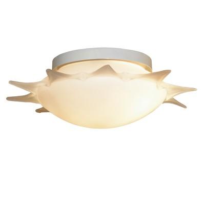Светильник Lussole LSA-1142-03 белыйДетские<br>Настенно потолочный светильник Lussole (Люссоль) LSA-1142-03 подходит как для установки в вертикальном положении - на стены, так и для установки в горизонтальном - на потолок. Для установки настенно потолочных светильников на натяжной потолок необходимо использовать светодиодные лампы LED, которые экономнее ламп Ильича (накаливания) в 10 раз, выделяют мало тепла и не дадут расплавиться Вашему потолку.<br><br>S освещ. до, м2: 12<br>Тип лампы: накаливания / энергосбережения / LED-светодиодная<br>Тип цоколя: E27<br>Количество ламп: 3<br>MAX мощность ламп, Вт: 40<br>Диаметр, мм мм: 470<br>Расстояние от стены, мм: 150<br>Оттенок (цвет): белый<br>Цвет арматуры: белый
