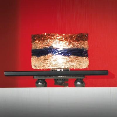Настольная лампа Lussole LSA-2204-01Современные<br>Настольная лампа – это не просто источник дополнительного освещения, но и оригинальный элемент декора. Его можно установить в спальне, гостиной, кабинете и других комнатах. Интернет-магазин «Светодом» предлагает настольные лампы разных стилей по доступным ценам. Благодаря большому ассортименту Вы обязательно найдете в нашем каталоге именно ту модель, которую искали. <br> Настольная лампа Lussole LSA-2204-01 – прекрасный вариант для завершения интерьера. Ее можно включить одновременно с люстрой для более яркого освещения или без нее для создания уютной атмосферы, настраивающей на отдых. <br> Купить настольную лампу Lussole LSA-2204-01 Вы можете с помощью виртуальной «Корзины» или по контактным номерам, указанным на сайте.<br><br>S освещ. до, м2: 2<br>Тип лампы: галогенная<br>Тип цоколя: G9<br>Количество ламп: 1<br>MAX мощность ламп, Вт: 40W<br>Диаметр, мм мм: 130<br>Высота, мм: 80<br>Оттенок (цвет): серый+разноцветный<br>Цвет арматуры: серебристый хром