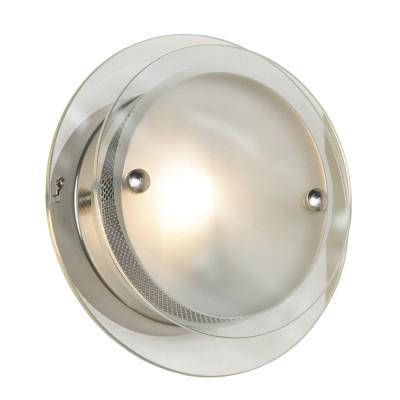 Светильник Lussole LSA-2611-01 Treviso никельКруглые<br>Настенно-потолочный светильник Lussole LSA-2611-01 – достойное дополнение для насыщения интерьера необходимым сиянием. Возможность крепления на вертикальную или горизонтальную поверхность расширяет возможности оформления пространства. Ко всему прочему, перед Вами высокотехнологичный стиль хай-тек, пропитанный круговой геометрией. Настенно-потолочный светильник Lussole LSA-2611-01 может выступать, как самостоятельное изделие, так и быть в тандеме с другими экземплярами. Вы приобретаете творение в уникальной огранке из прозрачного/матового стекла и мерцающего металла. Выберите истинную свежесть, стильный минимализм и непритязательность сияния для своего интерьера!<br><br>S освещ. до, м2: 4<br>Тип лампы: галогенная / LED-светодиодная<br>Тип цоколя: G9<br>Количество ламп: 1<br>MAX мощность ламп, Вт: 40<br>Диаметр, мм мм: 200<br>Расстояние от стены, мм: 90<br>Оттенок (цвет): белый<br>Цвет арматуры: серый