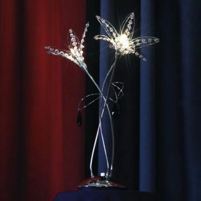 Настольная лампа Lussole LSA-6004-03Хрустальные<br>Настольная лампа – это не просто источник дополнительного освещения, но и оригинальный элемент декора. Его можно установить в спальне, гостиной, кабинете и других комнатах. Интернет-магазин «Светодом» предлагает настольные лампы разных стилей по доступным ценам. Благодаря большому ассортименту Вы обязательно найдете в нашем каталоге именно ту модель, которую искали.   Настольная лампа Lussole LSA-6004-03 – прекрасный вариант для завершения интерьера. Ее можно включить одновременно с люстрой для более яркого освещения или без нее для создания уютной атмосферы, настраивающей на отдых.   Купить настольную лампу Lussole LSA-6004-03 Вы можете с помощью виртуальной «Корзины» или по контактным номерам, указанным на сайте.<br><br>S освещ. до, м2: 4<br>Тип лампы: галогенная / LED-светодиодная<br>Тип цоколя: G4<br>Количество ламп: 3<br>MAX мощность ламп, Вт: 20<br>Диаметр, мм мм: 430<br>Высота, мм: 560<br>Цвет арматуры: серебристый