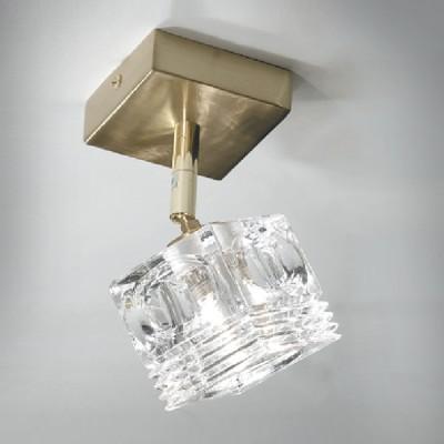 Светильник Lussole LSA-7910-01 Palinuro золотоПотолочные<br>Светильник LUSSOLE LSA-7910-01 PALINURO аналогичен по конструкции светильнику LUSSOLE LSA-7900-01 PALINURO, но отличается золотым цветом, что позволяет ему идеально подойти к интерьеру в «теплых» тонах. Благодаря своей универсальной конструкции, он может быть использован не только для освещения определенной зоны, но и для подсветки отдельных предметов комнаты.<br><br>Установка на натяжной потолок: Ограничено<br>S освещ. до, м2: 3<br>Крепление: Планка<br>Тип лампы: галогенная / LED-светодиодная<br>Тип цоколя: G9<br>Количество ламп: 1<br>MAX мощность ламп, Вт: 40<br>Диаметр, мм мм: 90<br>Расстояние от стены, мм: 120<br>Оттенок (цвет): золотой (кристальный)<br>Цвет арматуры: золотой