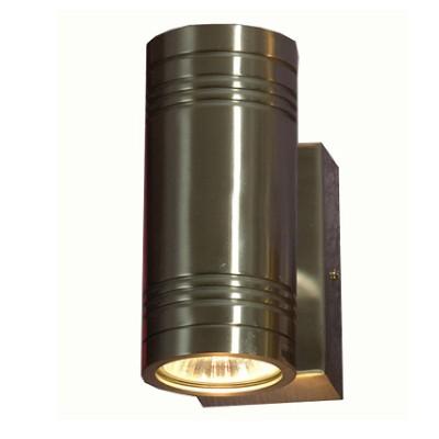 Светильник Lussole LSC-1811-02 Torricella никельСовременные<br>Настенно-потолочные светильники подходят как для установки на стены, так и для установки на потолок. Для установки настенно-потолочные светильники на натяжные потолки необходимо<br><br>S освещ. до, м2: 7<br>Тип лампы: галогенная / LED-светодиодная<br>Тип цоколя: GU10<br>Количество ламп: 2<br>MAX мощность ламп, Вт: 50<br>Расстояние от стены, мм: 120<br>Высота, мм: 150<br>Цвет арматуры: серый