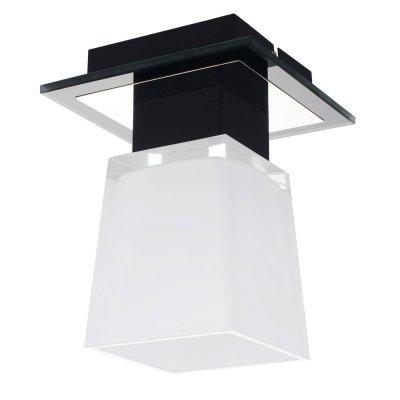 Светильник Lussole LSC-2507-01 Lente хромПотолочные<br>Светильник LUSSOLE LSC-2507-01 LENTE создан для современного интерьера! Его компактная форма позволяет не только осветить небольшую площадь, но и, например, сделать подсветку полки, картины или настенного зеркала. Кроме того, светильник можно использовать как в единственном варианте, как и в комплекте с другими светильниками этой же серии, он будет превосходно смотреться и в первом и во втором варианте!<br><br>Установка на натяжной потолок: Ограничено<br>S освещ. до, м2: 3<br>Крепление: Планка<br>Тип лампы: накаливания / энергосбережения / LED-светодиодная<br>Тип цоколя: E14<br>Количество ламп: 1<br>Ширина, мм: 140<br>MAX мощность ламп, Вт: 40<br>Расстояние от стены, мм: 19<br>Цвет арматуры: серебристый