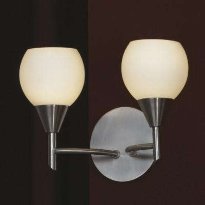 Светильник Lussole LSC-2601-02 PitigLiano никельКлассические<br>В интернет-магазине «Светодом» представлен широкий выбор настенных бра по привлекательной цене. Это качественные товары от популярных мировых производителей. Благодаря большому ассортименту Вы обязательно подберете под свой интерьер наиболее подходящий вариант.  Оригинальное настенное бра Lussole LSC-2601-02 можно использовать для освещения не только гостиной, но и прихожей или спальни. Модель выполнена из современных материалов, поэтому прослужит на протяжении долгого времени. Обратите внимание на технические характеристики, чтобы сделать правильный выбор.  Чтобы купить настенное бра Lussole LSC-2601-02 в нашем интернет-магазине, воспользуйтесь «Корзиной» или позвоните менеджерам компании «Светодом» по указанным на сайте номерам. Мы доставляем заказы по Москве, Екатеринбургу и другим российским городам.<br><br>S освещ. до, м2: 6<br>Тип лампы: накаливания / энергосбережения / LED-светодиодная<br>Тип цоколя: E14<br>Количество ламп: 2<br>Ширина, мм: 21<br>MAX мощность ламп, Вт: 40<br>Длина, мм: 28<br>Расстояние от стены, мм: 15<br>Цвет арматуры: серый