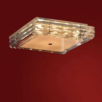 Люстра Lussole LSC-3207-16 ASTIПотолочные<br>Потрясающая «многослойная» люстра LUSSOLE LSC-3207-16 ASTI всегда будет в центре внимания! Несмотря на относительно небольшие габариты, она создает яркое освещение на расстоянии до сорока двух квадратных метров благодаря наличию шестнадцати лампочек.  Геометрическая форма плафона выдержана в современном стиле, и великолепно подходит для любых минималистичных интерьеров в дизайне «модерн» или «хай-тек»!<br><br>Установка на натяжной потолок: Ограничено<br>S освещ. до, м2: 43<br>Крепление: Планка<br>Тип лампы: накаливания / энергосбережения / LED-светодиодная<br>Тип цоколя: E14<br>Цвет арматуры: серебристый<br>Количество ламп: 16<br>Ширина, мм: 600<br>Расстояние от стены, мм: 150<br>MAX мощность ламп, Вт: 40