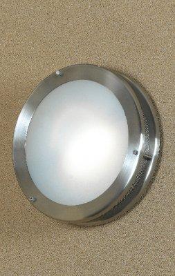 Светильник Lussole LSC-5402-02 Paola никельКруглые<br>Настенно потолочный светильник Lussole (Люссоль) LSC-5402-02 подходит как для установки в вертикальном положении - на стены, так и для установки в горизонтальном - на потолок. Для установки настенно потолочных светильников на натяжной потолок необходимо использовать светодиодные лампы LED, которые экономнее ламп Ильича (накаливания) в 10 раз, выделяют мало тепла и не дадут расплавиться Вашему потолку.<br><br>S освещ. до, м2: 8<br>Тип лампы: накаливания / энергосбережения / LED-светодиодная<br>Тип цоколя: E14<br>Количество ламп: 2<br>MAX мощность ламп, Вт: 60<br>Диаметр, мм мм: 280<br>Расстояние от стены, мм: 70<br>Оттенок (цвет): белый<br>Цвет арматуры: серый