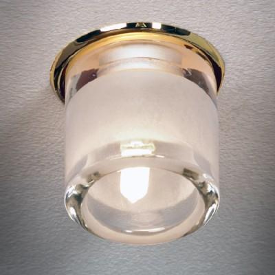 Светильник Lussole LSC-6090-01 Vittorito золотоКруглые<br>Встраиваемые светильники – неотъемлемая часть современного интерьера квартиры, дома, офиса, магазина, ресторана и т.п. Они легко монтируются и создают неповторимый, эффектный облик помещения. Компания Lussole идет «в ногу» со временем, и выпустила серию встраиваемых светильников Vittorito. Источник света LSC-6090-01 обладает универсальной круглой формой, которая подходит абсолютно ко всем интерьерам, и благородным, «золотым» оттенком, создающим атмосферу гармонии и радости. Рекомендуем Вам использовать встраиваемый светильник в комплекте из нескольких экземпляров и другими осветительными приборами из серии для создания «по-дизайнерски» профессионального облика помещения.<br><br>S освещ. до, м2: 3<br>Тип лампы: галогенная<br>Тип цоколя: G9<br>Количество ламп: 1<br>MAX мощность ламп, Вт: 40<br>Диаметр, мм мм: 80<br>Высота, мм: 80<br>Оттенок (цвет): белый<br>Цвет арматуры: Золотой
