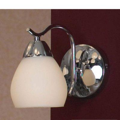 Светильник Lussole Lsf-2401-01Модерн<br>В интернет-магазине «Светодом» представлен широкий выбор настенных бра по привлекательной цене. Это качественные товары от популярных мировых производителей. Благодаря большому ассортименту Вы обязательно подберете под свой интерьер наиболее подходящий вариант.  Оригинальное настенное бра Lussole LSF-2401-01 можно использовать для освещения не только гостиной, но и прихожей или спальни. Модель выполнена из современных материалов, поэтому прослужит на протяжении долгого времени. Обратите внимание на технические характеристики, чтобы сделать правильный выбор.  Чтобы купить настенное бра Lussole LSF-2401-01 в нашем интернет-магазине, воспользуйтесь «Корзиной» или позвоните менеджерам компании «Светодом» по указанным на сайте номерам. Мы доставляем заказы по Москве, Екатеринбургу и другим российским городам.<br><br>S освещ. до, м2: 3<br>Тип лампы: накаливания / энергосбережения / LED-светодиодная<br>Тип цоколя: E27<br>Количество ламп: 1<br>Ширина, мм: 120<br>MAX мощность ламп, Вт: 60<br>Высота, мм: 180<br>Оттенок (цвет): белый<br>Цвет арматуры: серебристый